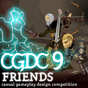 CGDC9 Theme: Friends