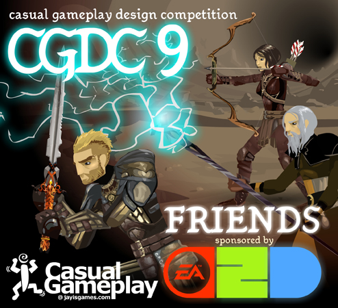 Game Design Competition #9
