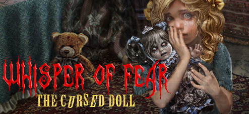 Whisper of Fear: The Cursed Doll