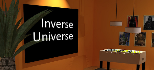 Inverse Universe