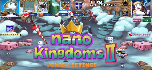 Nano Kingdoms 2: Joker's Revenge