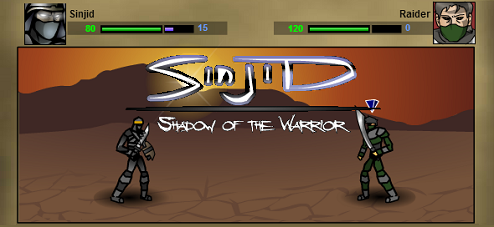 Sinjid: Shadow of the Warrior