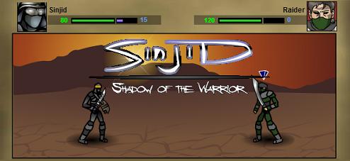 Sinjid: Shadow of the Warrior