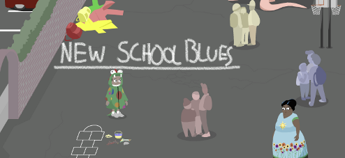 New School Blues