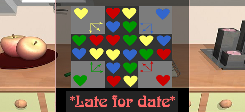 Late for Date
