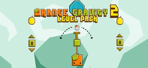 Orangre Gravity 2: Level Pack