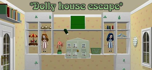 Dolly House Escape