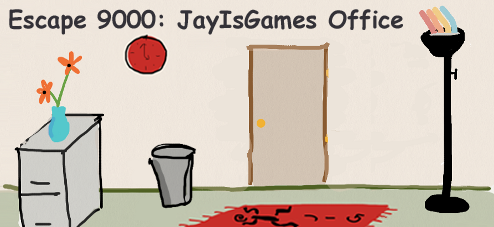Escape 9000: JayIsGames Office!