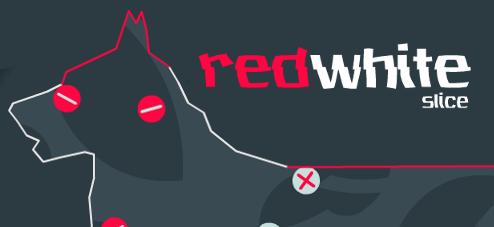 RedWhite Slice