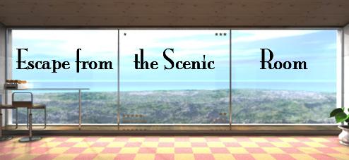 Escape from the Scenic Room