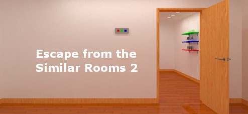 Escape from the Similar Rooms 2