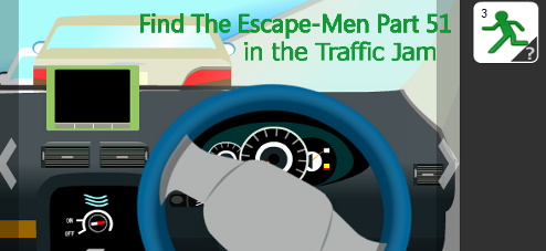 Find the Escape-Men 51: in the Traffic Jam