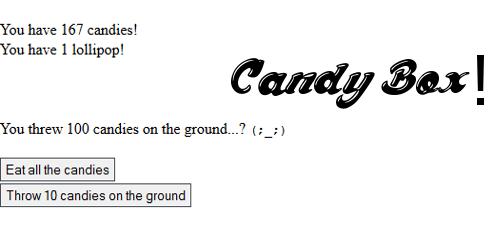 Candy Box!