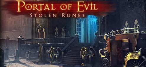 <br /> Portal of Evil: Stolen Runes