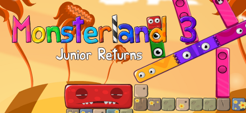 Monsterland 3: Junior Returns