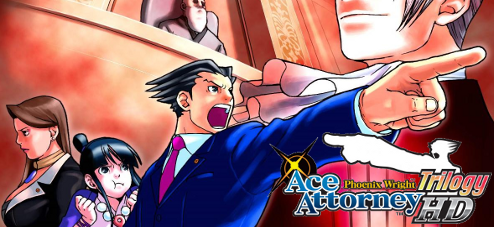 Ace Attorney: Phoenix Wright Trilogy HD