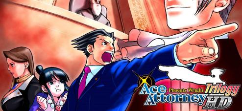 Ace Attorney: Phoenix Wright Trilogy HD