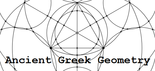 Ancient Greek Geometry