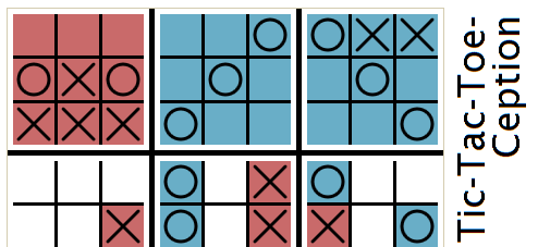 Tic-Tac-Toe-Ception