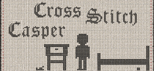 Cross Stitch Casper