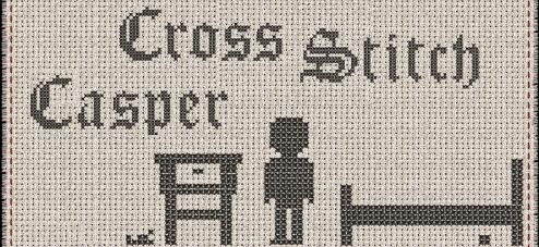 Cross Stitch Casper