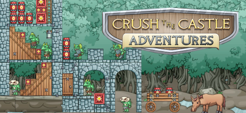 Crush the Castle Adventures