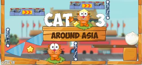 Cat Around Asia