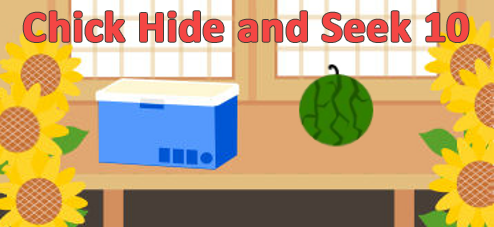 Chick Hide and Seek 10