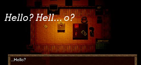 Hello? Hell... o?