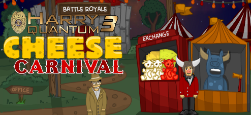 Harry Quantum 3: Cheese Carnival
