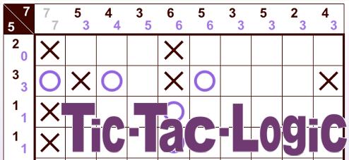 Tic-Tac-Logic