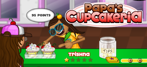 games papas cupcakeria