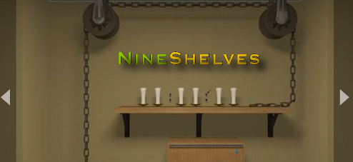 Nine Shelves