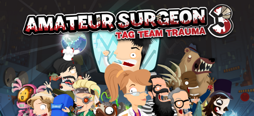 Amateur Surgeon 3: Tag Team Trauma