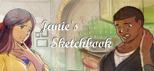 Janie's Sketchbook