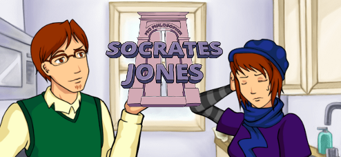 Socrates Jones: Pro Philosopher