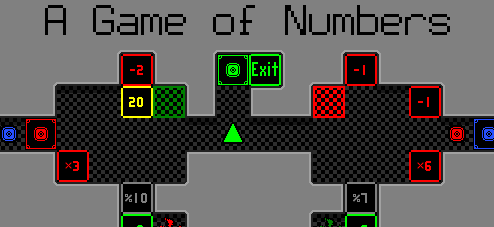 A Game of Numbers