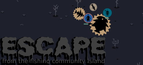 Escape From the Fishing Community Island