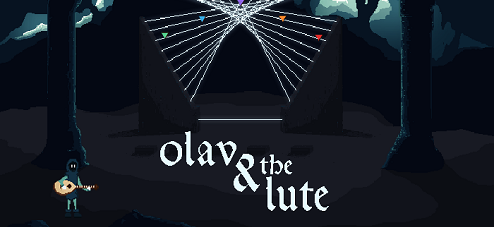 Olav and the Lute