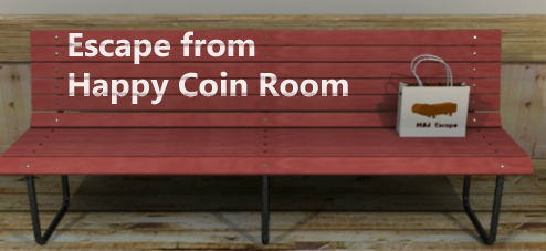 Escape from the Happy Coin Room