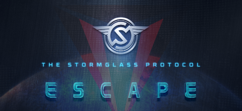 The Stormglass Protocol: Room Escape