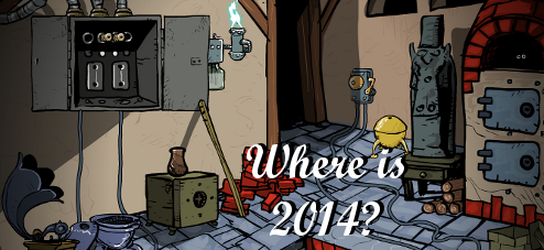 Where is 2014?