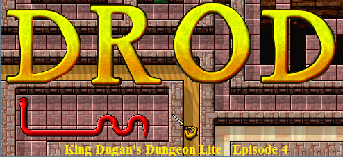 DROD: King Dugan's Dungeon Lite - Episode 4