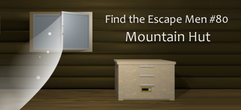 Find the Escape Men 80: Mountain Hut