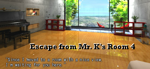 Escape from Mr. K's Room 4