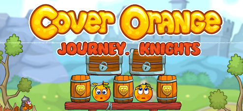 Cover Orange Journey Knights
