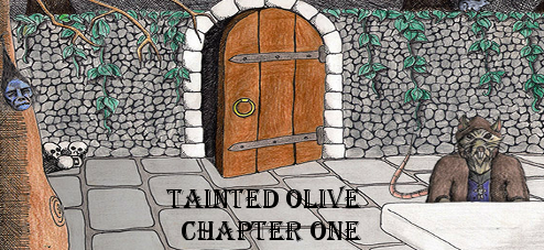Tainted Olive: Chapter 1