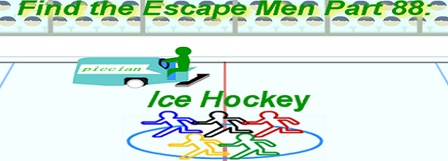 Find the Escape-Men 88: Ice Hockey