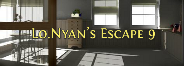 Lo.Nyan's Room Escape 9