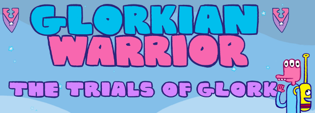 Glorkian Warrior: Trials of Glork